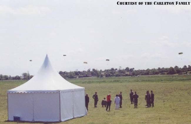 Normandy 2001, Angels from the Sky